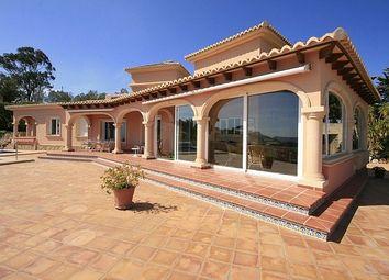 Thumbnail 6 bed villa for sale in Moraira, Valencia, Spain