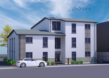Thumbnail 2 bed flat for sale in St Andrews Place, Stratton, Hospital Road, Bude