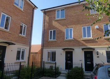 Thumbnail 4 bedroom semi-detached house to rent in Farrow Avenue, Hampton Vale, Peterborough