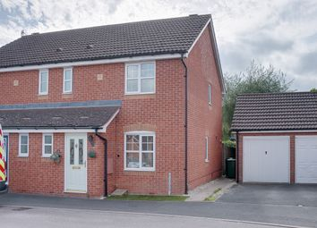 Thumbnail 3 bed semi-detached house for sale in Wheelers Lane, Brockhill, Redditch