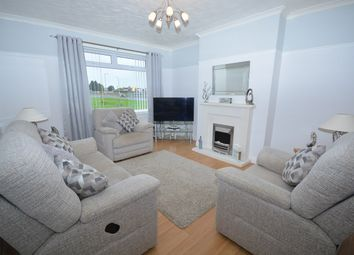Thumbnail 2 bed flat for sale in Hareshaw Drive, Kilmarnock