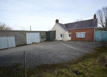 Thumbnail 2 bed property for sale in Cilrhedyn, Llanfyrnach