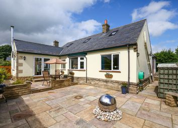 Thumbnail 4 bed detached bungalow for sale in Alma Road, Tideswell, Buxton