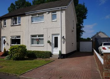 Thumbnail 2 bed semi-detached house for sale in 14, Ronaldsay Drive, Bishopbriggs, Glasgow
