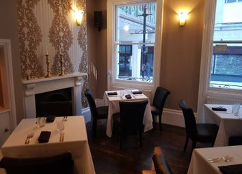 Thumbnail Restaurant/cafe for sale in Regent Street, Cheltenham