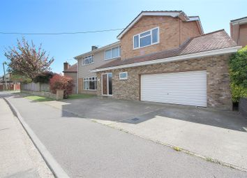 Thumbnail 4 bed detached house for sale in Crescent Road, Canvey Island