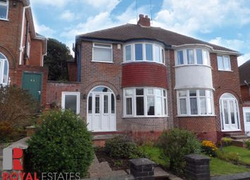 Thumbnail 3 bedroom semi-detached house to rent in Kernthorpe Road, Birmingham