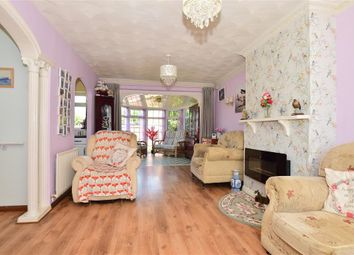 Thumbnail 2 bed semi-detached bungalow for sale in Bayview Gardens, Bay View, Sheerness, Kent
