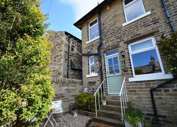Thumbnail 2 bed terraced house for sale in Regent Place, Thackley, Bradford