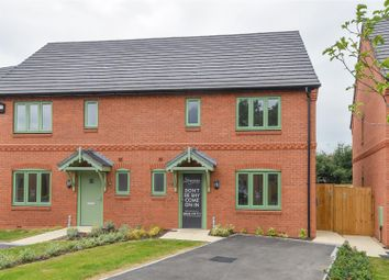Thumbnail 3 bed semi-detached house for sale in Chapmans Orchard, Hanley Swan, Worcester