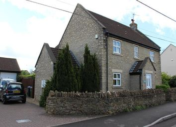 Thumbnail 4 bed detached house to rent in Pool Green, Neston, Wiltshire