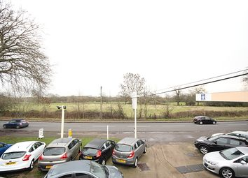 Thumbnail 2 bed maisonette to rent in Station Road, Chobham, Woking