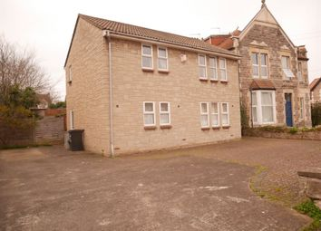 Thumbnail 2 bed flat to rent in Gordon Road, Weston-Super-Mare