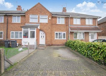 Thumbnail 2 bed terraced house for sale in Yarnfield Road, Tyseley, Birmingham