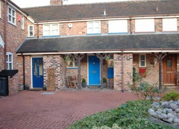 Thumbnail 2 bed town house to rent in Beaumont Court, The Bridle Path, Newcastle-Under-Lyme