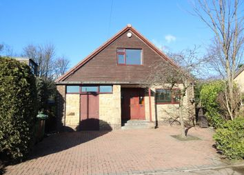 Thumbnail 4 bed detached house for sale in Ventnor Close, Ossett