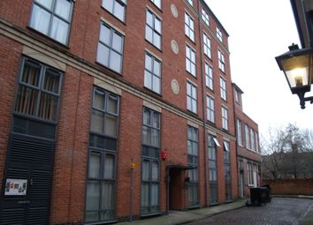 Thumbnail 1 bedroom flat to rent in Ristes Place, Nottingham