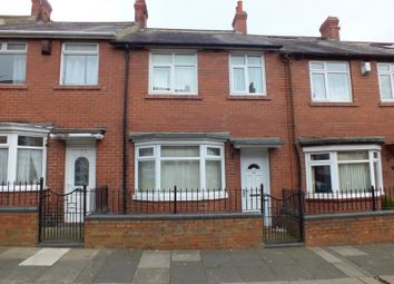 Thumbnail 3 bedroom property for sale in Ellesmere Road, Benwell, Newcastle Upon Tyne