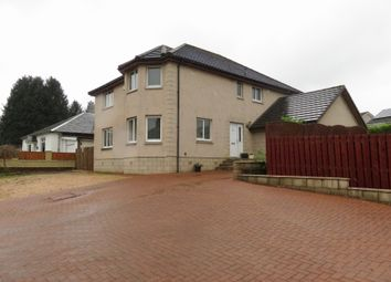 Thumbnail 5 bed detached house for sale in Carnbroe Road, Coatbridge