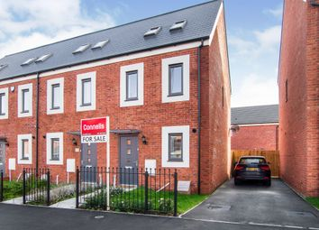 Thumbnail 3 bed town house for sale in Willowherb Road, Emersons Green, Bristol