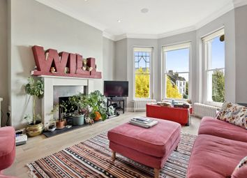 Thumbnail 4 bedroom flat to rent in Spring Mansions, Gondar Gardens, West Hampstead, London