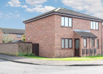 Thumbnail 2 bed semi-detached house for sale in Worcester Way, Melbourn