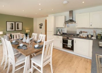 Thumbnail 4 bed detached house for sale in Exeter Road, Newton Abbot