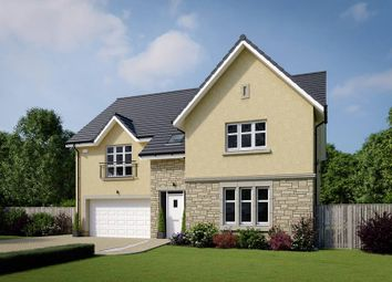"Thumbnail 5 bed detached house for sale in ""The Moncrief"" at West Road, Haddington"