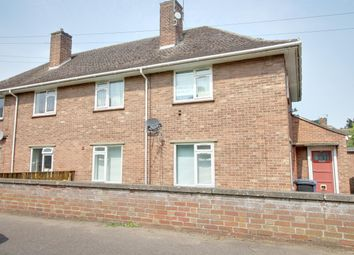 Thumbnail 2 bed flat for sale in Wakefield Road, West Earlham, Norwich