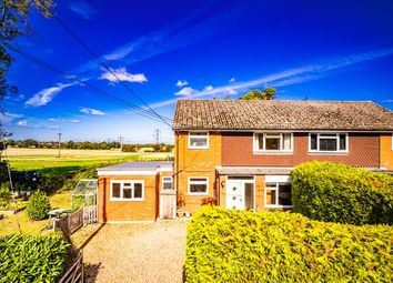 Thumbnail 4 bed semi-detached house for sale in Long Meadow, Upper Basildon