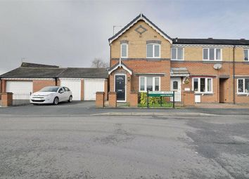 Thumbnail 3 bed semi-detached house for sale in Farundles Avenue, Lyppard Woodgreen, Worcester