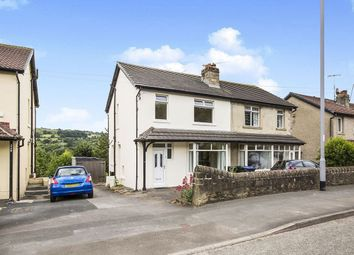 Thumbnail 3 bed semi-detached house for sale in Bradford Road, Riddlesden, Keighley