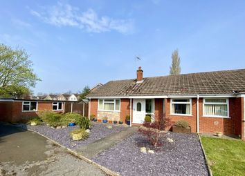 Thumbnail 2 bed bungalow for sale in Brine Road, Nantwich