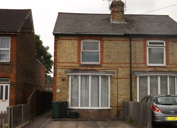 Thumbnail 1 bed maisonette to rent in Monson Road, Redhill