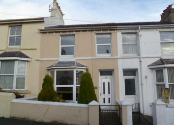 Thumbnail 2 bed terraced house to rent in Queens Road, Onchan, Isle Of Man