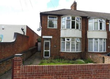 Thumbnail 3 bedroom semi-detached house to rent in Saffron Lane, Leicester