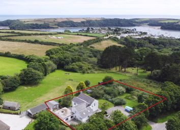 Thumbnail 10 bed detached house for sale in Upper Castle Road, St Mawes, Cornwall