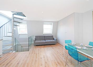 Thumbnail 1 bed flat to rent in Cornwall Crescent, London