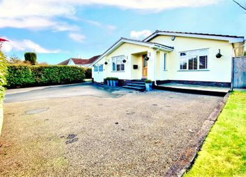 Thumbnail 4 bed detached bungalow for sale in Harcombe Lane, Sidford, Sidmouth, Devon