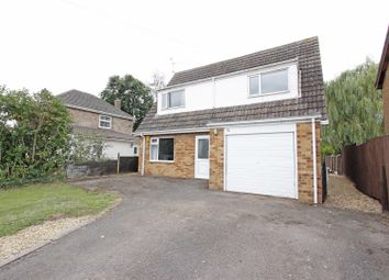 Thumbnail 4 bed detached house for sale in Haconby Lane, Morton, Bourne