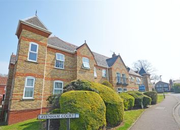 Thumbnail 2 bedroom flat for sale in Lavenham Court, Botolph Green, Peterborough