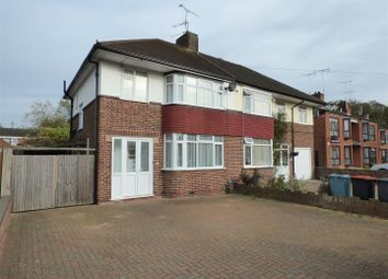 Thumbnail 3 bedroom semi-detached house to rent in Kingsway, Dunstable