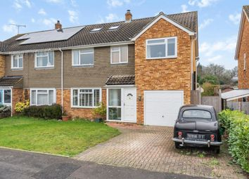 Thumbnail 5 bed semi-detached house for sale in Windmill Avenue, Wokingham