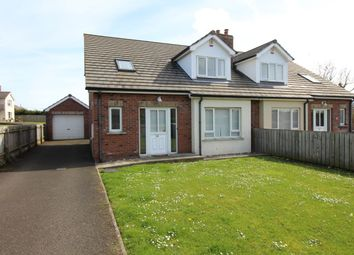 4 bed semi-detached house for sale in Trailcock Road, Carrickfergus BT38