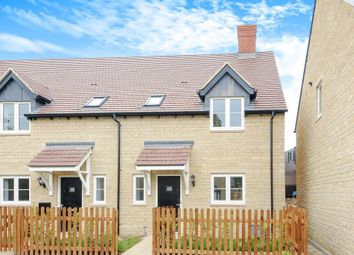 Thumbnail 3 bedroom end terrace house to rent in Spring Meadow, Witney