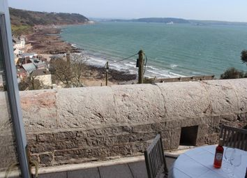 Thumbnail 2 bed flat for sale in The Fort, Cawsand, Torpoint