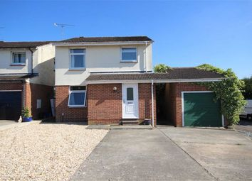 Thumbnail 4 bedroom detached house for sale in Lambert Close, Freshbrook, Swindon