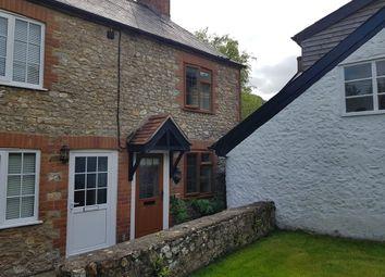 Thumbnail 1 bed terraced house for sale in Salisbury Terrace, Kilmington, Axminster