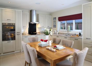 Thumbnail 4 bedroom detached house for sale in 62 The Cambridge, Straight Drove, Chilton Trinity, Bridgwater