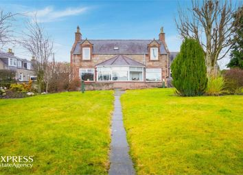 Thumbnail 4 bed detached house for sale in Main Street, Fyvie, Turriff, Aberdeenshire